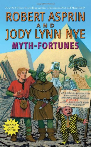 Myth-Fortunes  N/A 9781937007072 Front Cover
