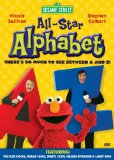 Sesame Street: All-Star Alphabet System.Collections.Generic.List`1[System.String] artwork
