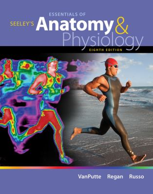Anatomy and Physiology  8th 2013 edition cover