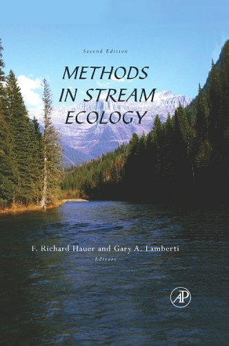 Methods in Stream Ecology  2nd 2007 (Revised) 9780123329073 Front Cover