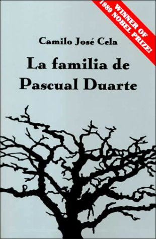 Family of Pascual Duarte   1961 (Student Manual, Study Guide, etc.) 9780135283073 Front Cover
