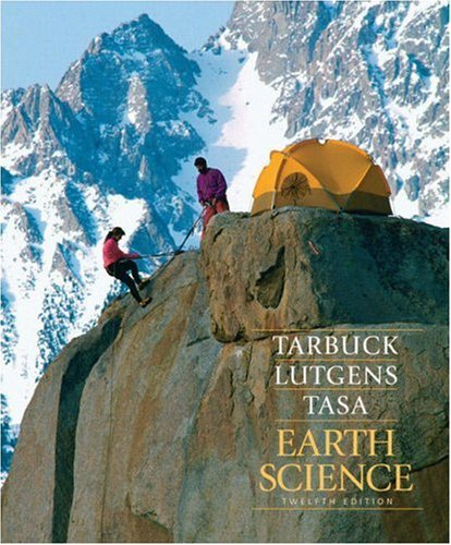 Earth Science  12th 2009 edition cover