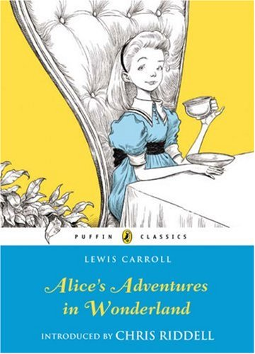 Alice's Adventures in Wonderland   2008 9780141321073 Front Cover