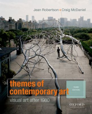 Themes of Contemporary Art Visual Art After 1980 3rd 2012 edition cover