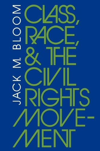 Class, Race, and the Civil Rights Movement The Changing Political Economy of Southern Racism  1987 edition cover