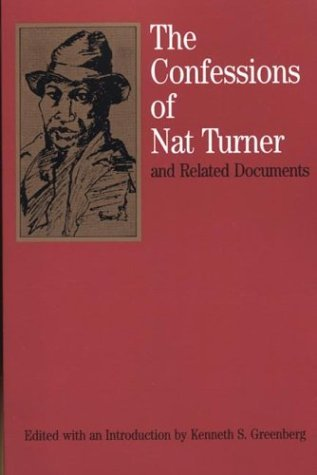 Confessions of Nat Turner And Related Documents  1996 edition cover