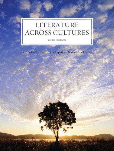 Literature Across Cultures  5th 2008 edition cover