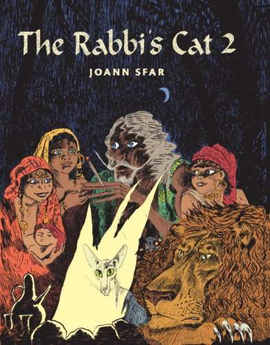 Rabbi's Cat 2  N/A edition cover