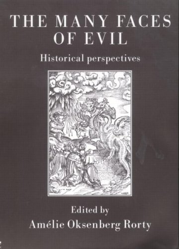 Many Faces of Evil Historical Perspectives  2001 9780415242073 Front Cover