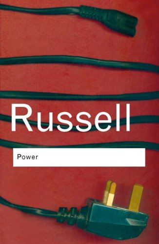 Power A New Social Analysis 2nd 2004 edition cover