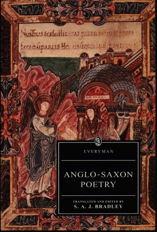 Anglo-Saxon Poetry  2nd 1982 edition cover