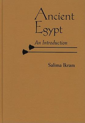 Ancient Egypt An Introduction  2009 9780521859073 Front Cover
