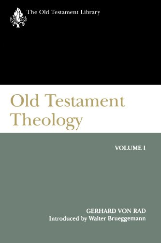 Old Testament Theology  N/A edition cover