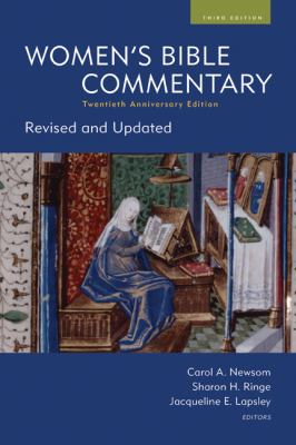 Women's Bible Commentary  3rd 2012 (Revised) edition cover