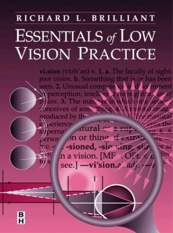 Essentials of Low Vision Practice   1999 9780750693073 Front Cover
