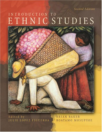 Introduction to Ethnic Studies 2nd 2007 (Revised) edition cover