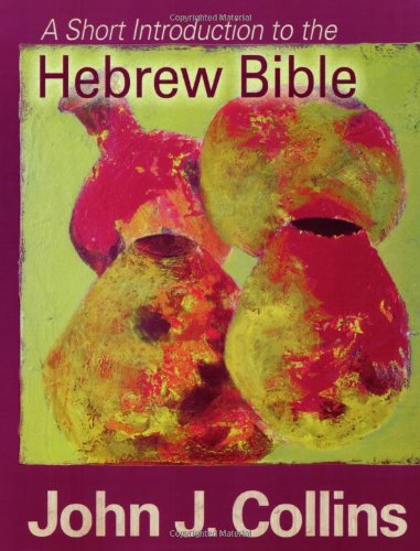 Short Introduction to the Hebrew Bible   2007 edition cover