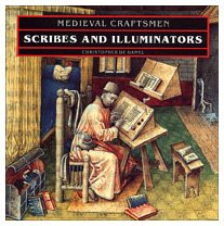 Scribes and Illuminators  2nd 1992 edition cover