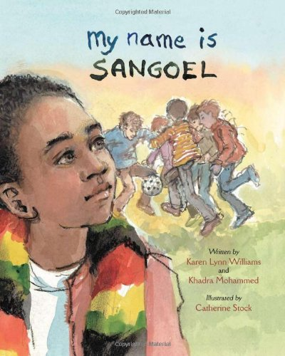 My Name Is Sangoel   2009 9780802853073 Front Cover