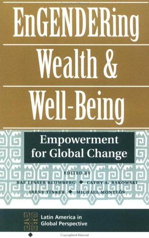 Engendering Wealth and Well-Being Empowerment for Global Change  1995 (Revised) edition cover