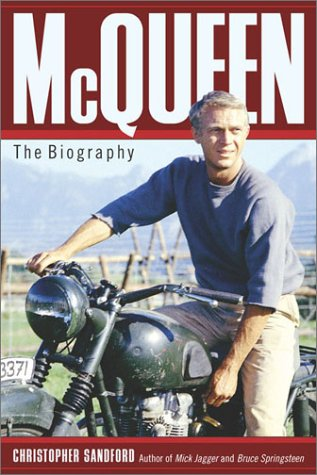 McQueen The Biography  2003 9780878333073 Front Cover