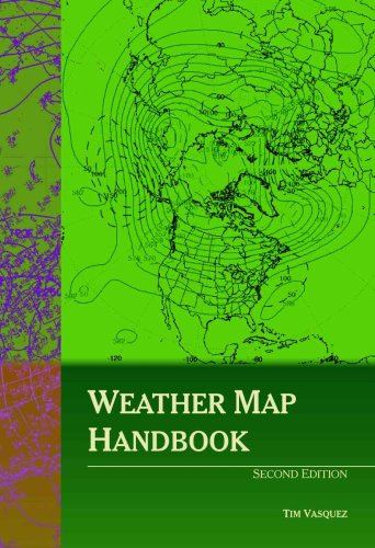 Weather Map Handbook:  2nd 2008 edition cover