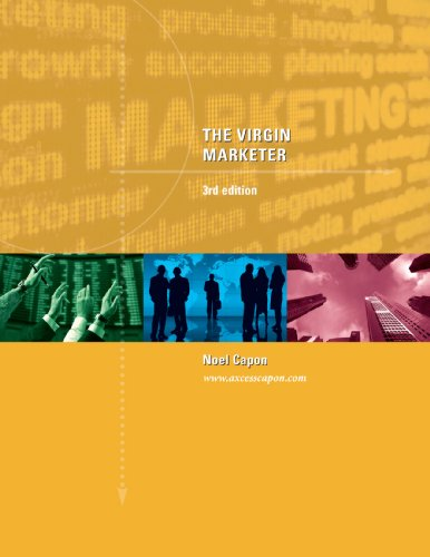 VIRGIN MARKETER                         N/A 9780983330073 Front Cover