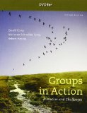 DVD for Corey/Corey/Haynes' Groups in Action: Evolution and Challenges, 2nd  2nd 2014 edition cover