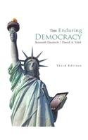 Enduring Democracy (Book Only)  3rd 2014 edition cover