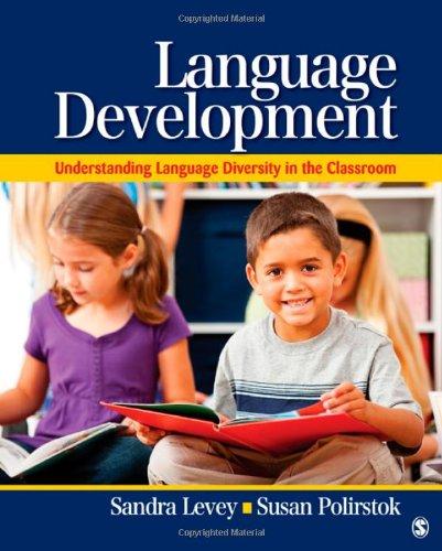 Language Development Understanding Language Diversity in the Classroom  2011 edition cover