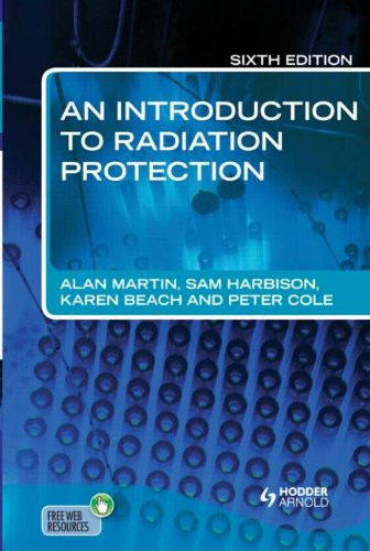 Introduction to Radiation Protection  6th 2013 (Revised) edition cover