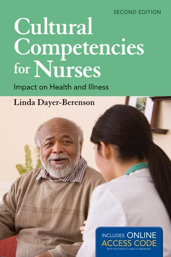 Cultural Competencies for Nurses  2nd 2014 edition cover