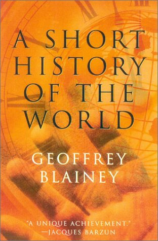 Short History of the World   2002 (Reprint) edition cover