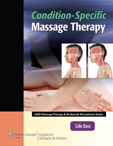 Condition-Specific Massage Therapy   2011 edition cover