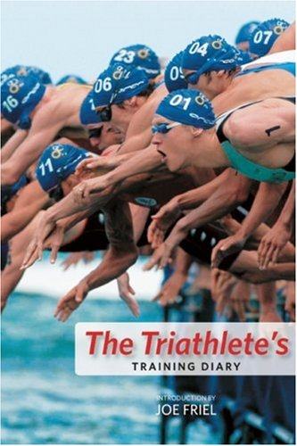 Triathlete's Training Diary   2007 9781934030073 Front Cover