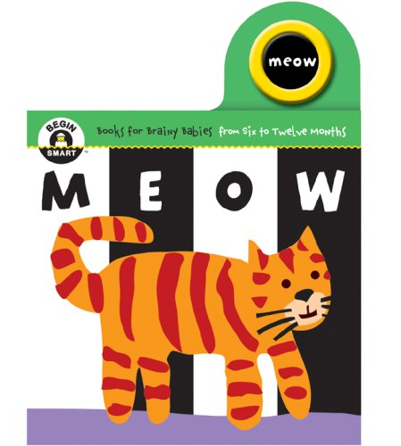 Meow  N/A 9781934618073 Front Cover