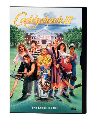 Caddyshack 2 System.Collections.Generic.List`1[System.String] artwork