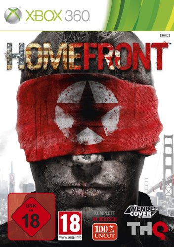 Homefront Midprice Xbox 360 artwork