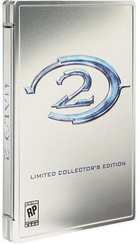 Halo 2: Limited Collector's Edition Xbox artwork