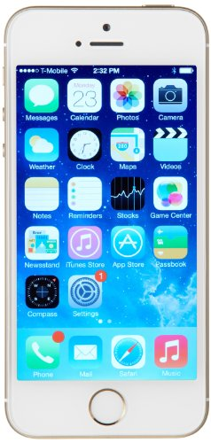 Apple iPhone 5s - 16GB - Gold (T-Mobile) product image