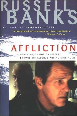 Affliction  N/A edition cover