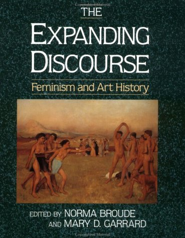 Expanding Discourse Feminism and Art History Revised  edition cover
