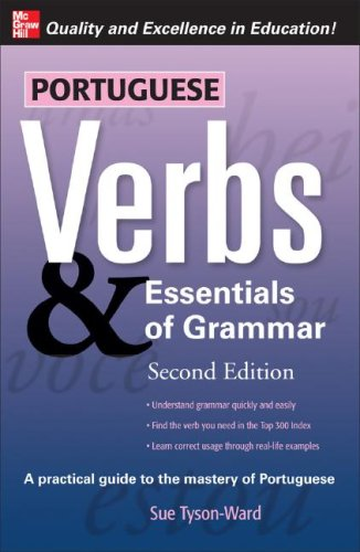 Portuguese Verbs and Essentials of Grammar  2nd 2008 edition cover