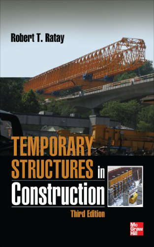 Temporary Structures in Construction  3rd 2012 9780071753074 Front Cover