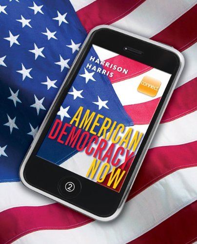 American Democracy Now  2nd 2011 edition cover