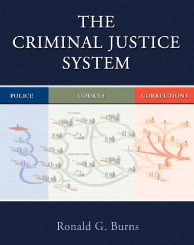 Criminal Justice System   2007 edition cover