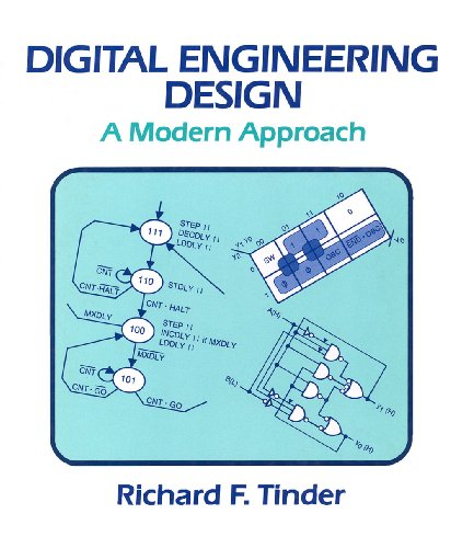 Digital Engineering Design A Modern Approach  1991 9780132117074 Front Cover