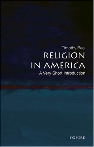 Religion in America   2008 edition cover
