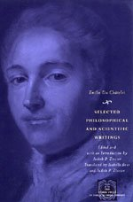 Selected Philosophical and Scientific Writings   2009 9780226168074 Front Cover