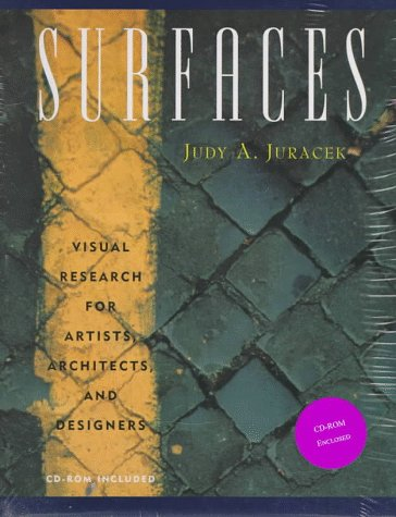 Surfaces Visual Research for Artists, Architects, and Designers N/A edition cover